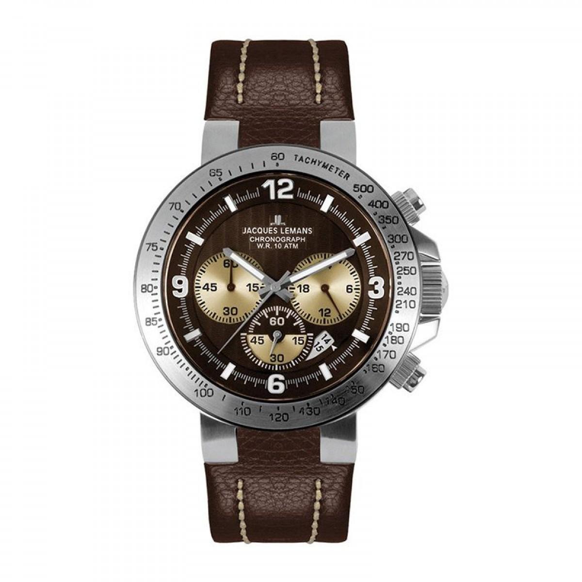 Часовник Jacques Lemans 1-1485B