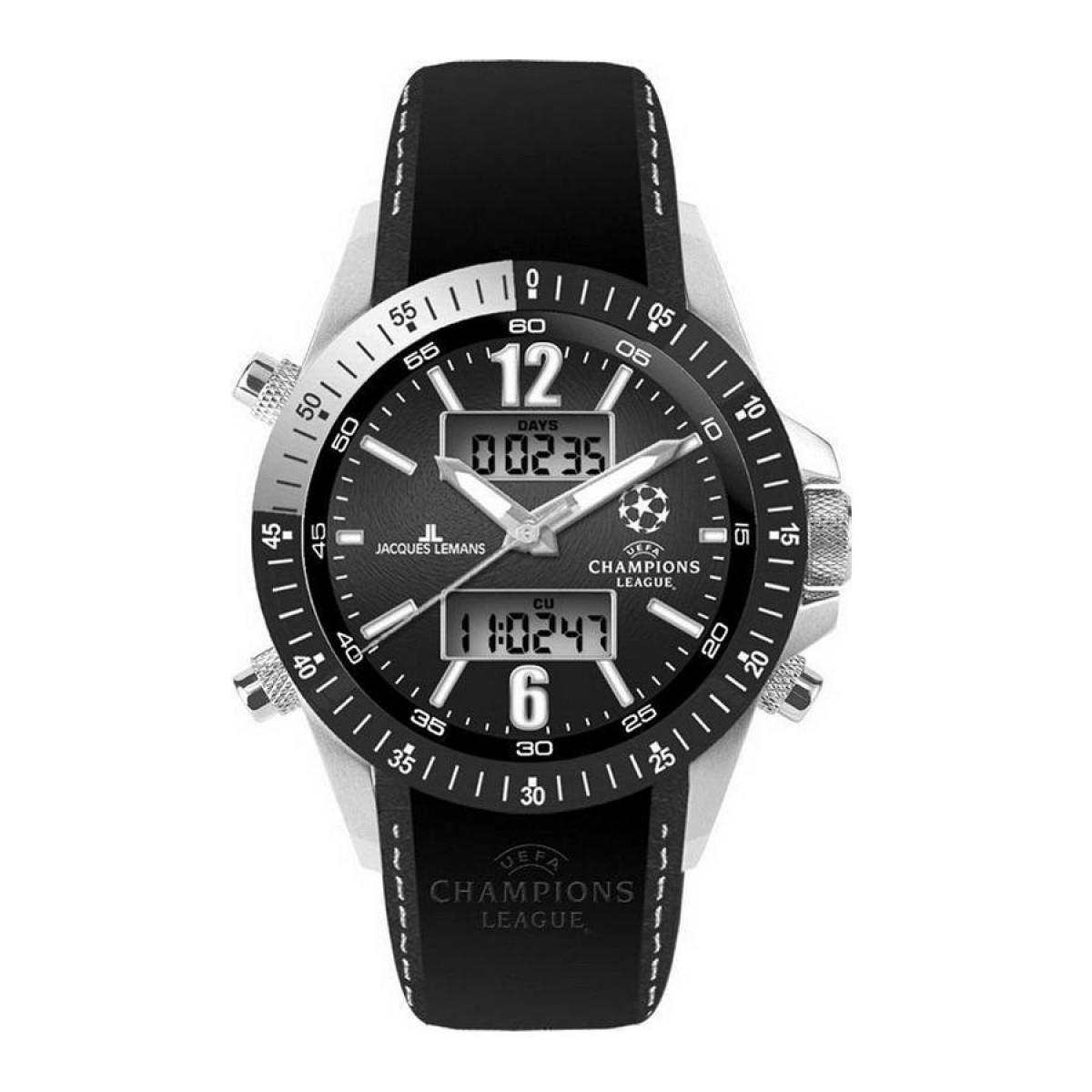Часовник Jacques Lemans U-34A