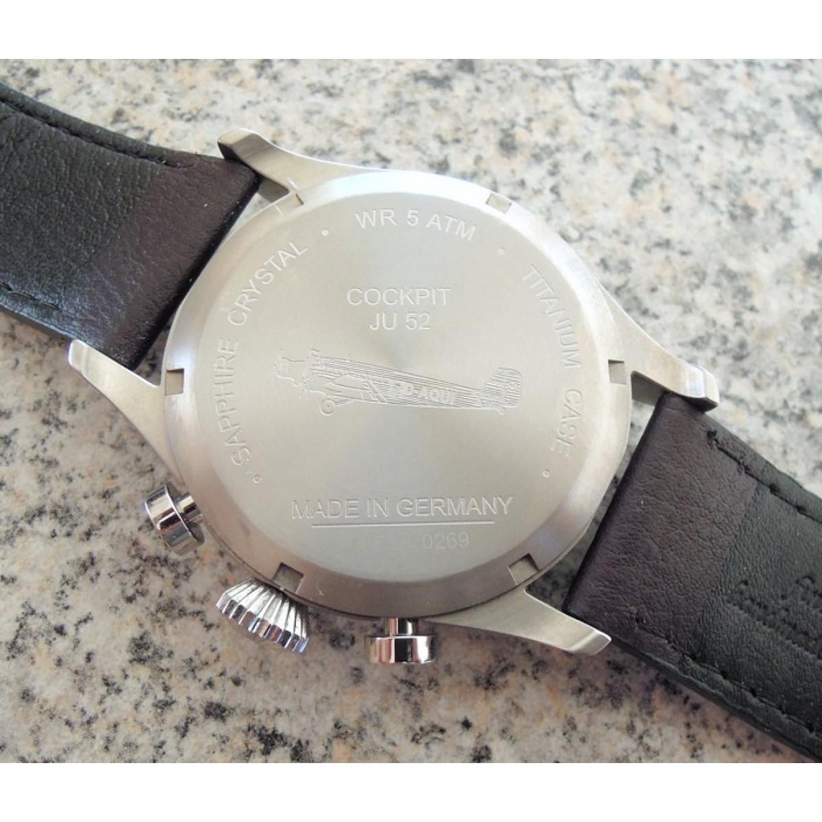 Часовник Junkers 6178-2
