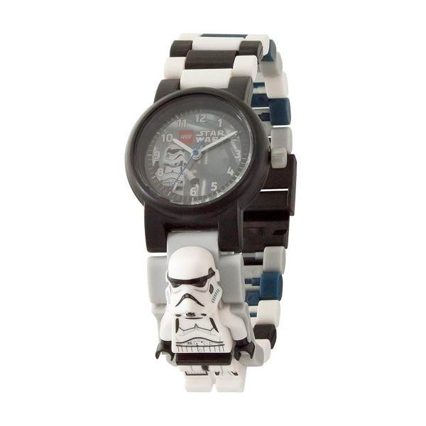 Детски часовник LEGO Star Wars Stormtrooper 8021025
