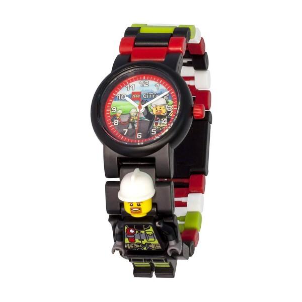 Детски часовник LEGO City Firefighter 8021209
