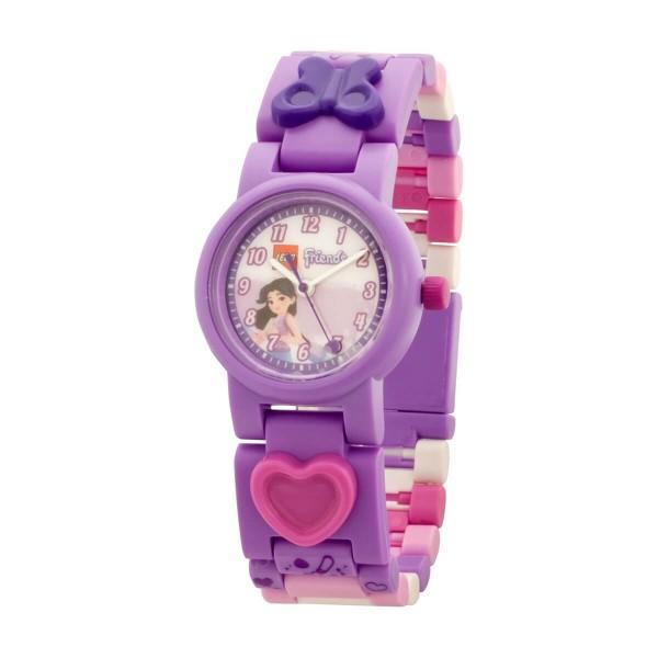 Детски часовник LEGO Friends Emma 8021223