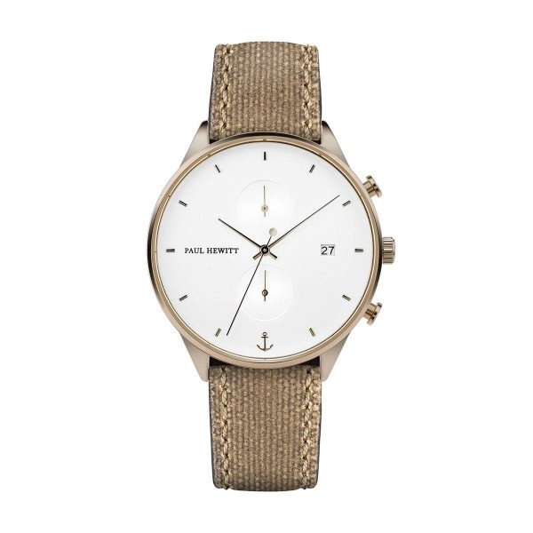 Часовник Paul Hewitt PH-C-Br-W-47M
