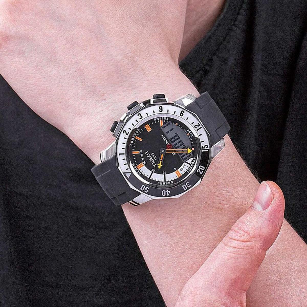 Часовник Tissot T026.420.17.281.00