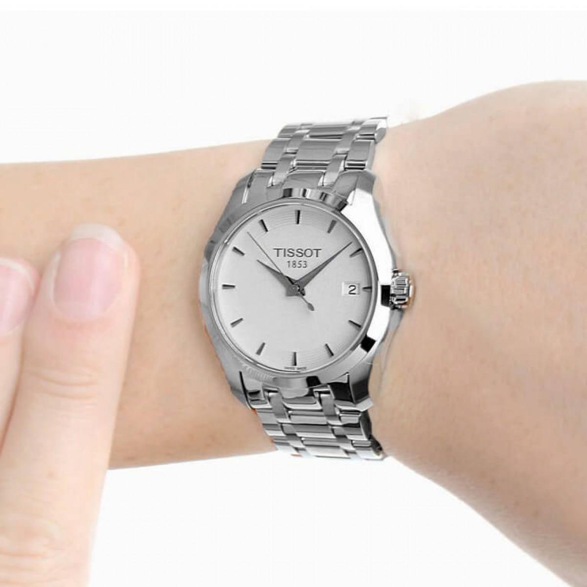 Часовник Tissot T035.210.11.011.00
