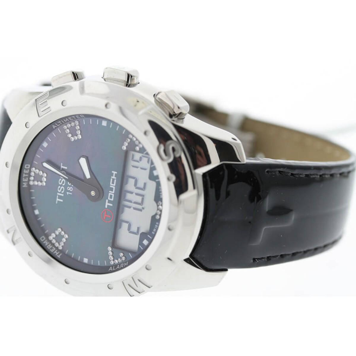 Часовник Tissot T047.220.46.126.00
