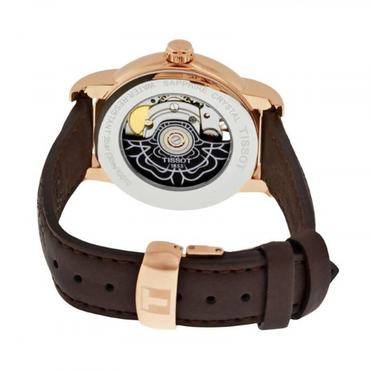 Часовник Tissot T050.207.37.117.04