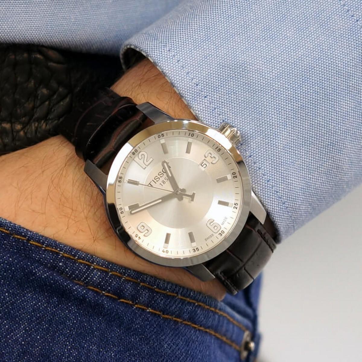 Часовник Tissot T055.410.16.037.00