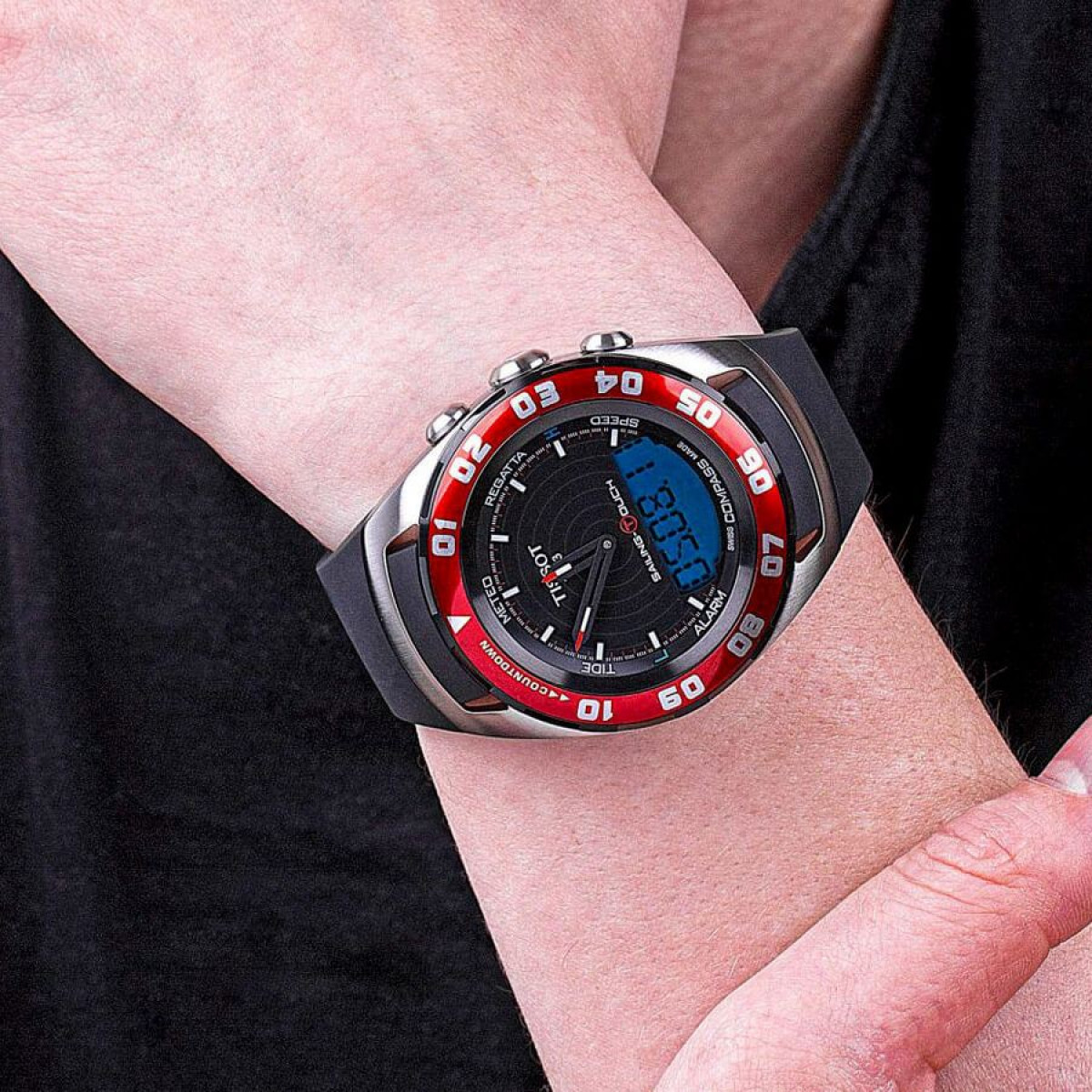 Часовник Tissot T056.420.27.051.00