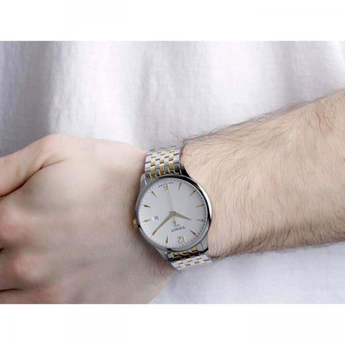 Часовник Tissot T063.610.22.037.00