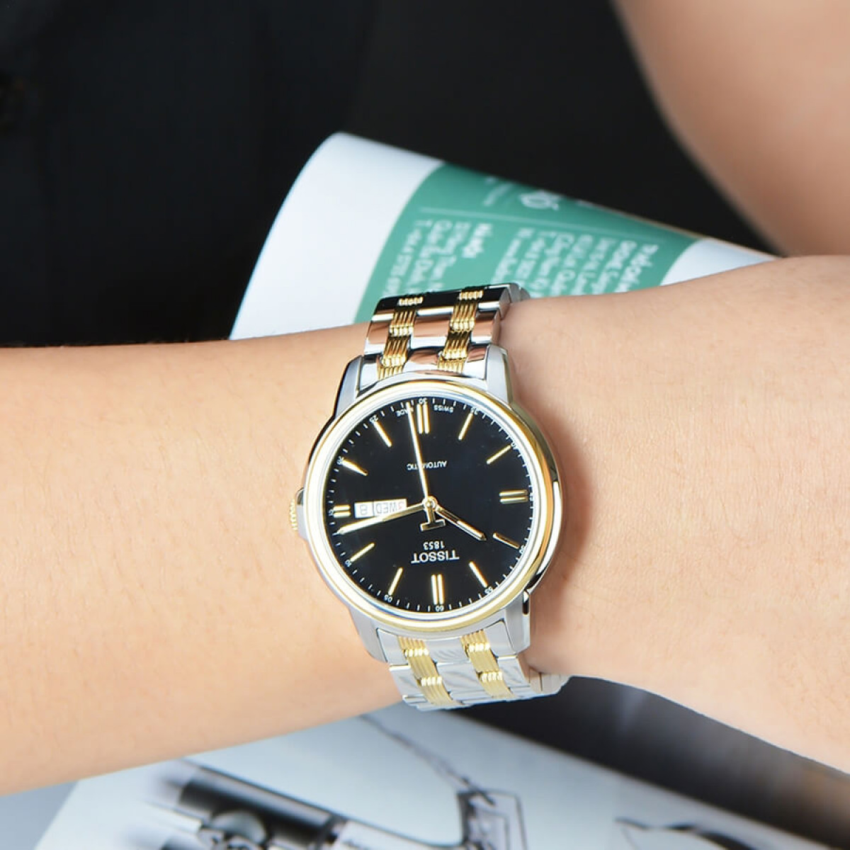 Часовник Tissot T065.430.22.051.00