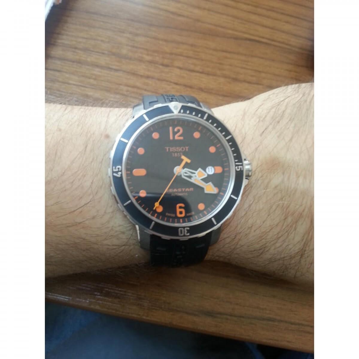 Часовник Tissot T066.407.17.057.01