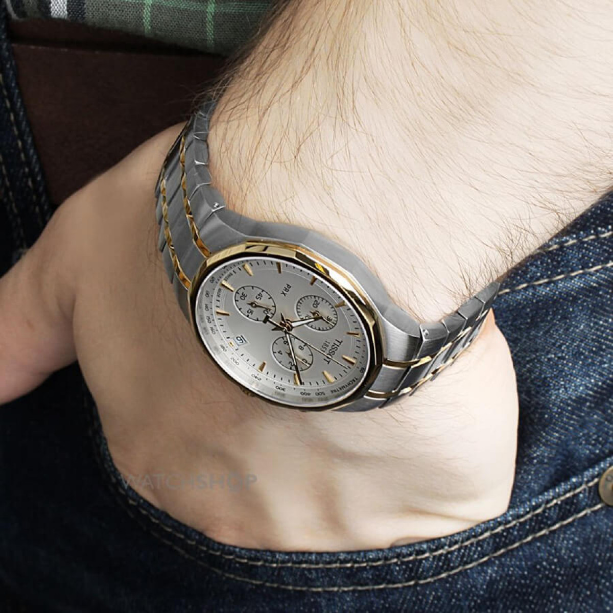 Часовник Tissot T077.417.22.031.00