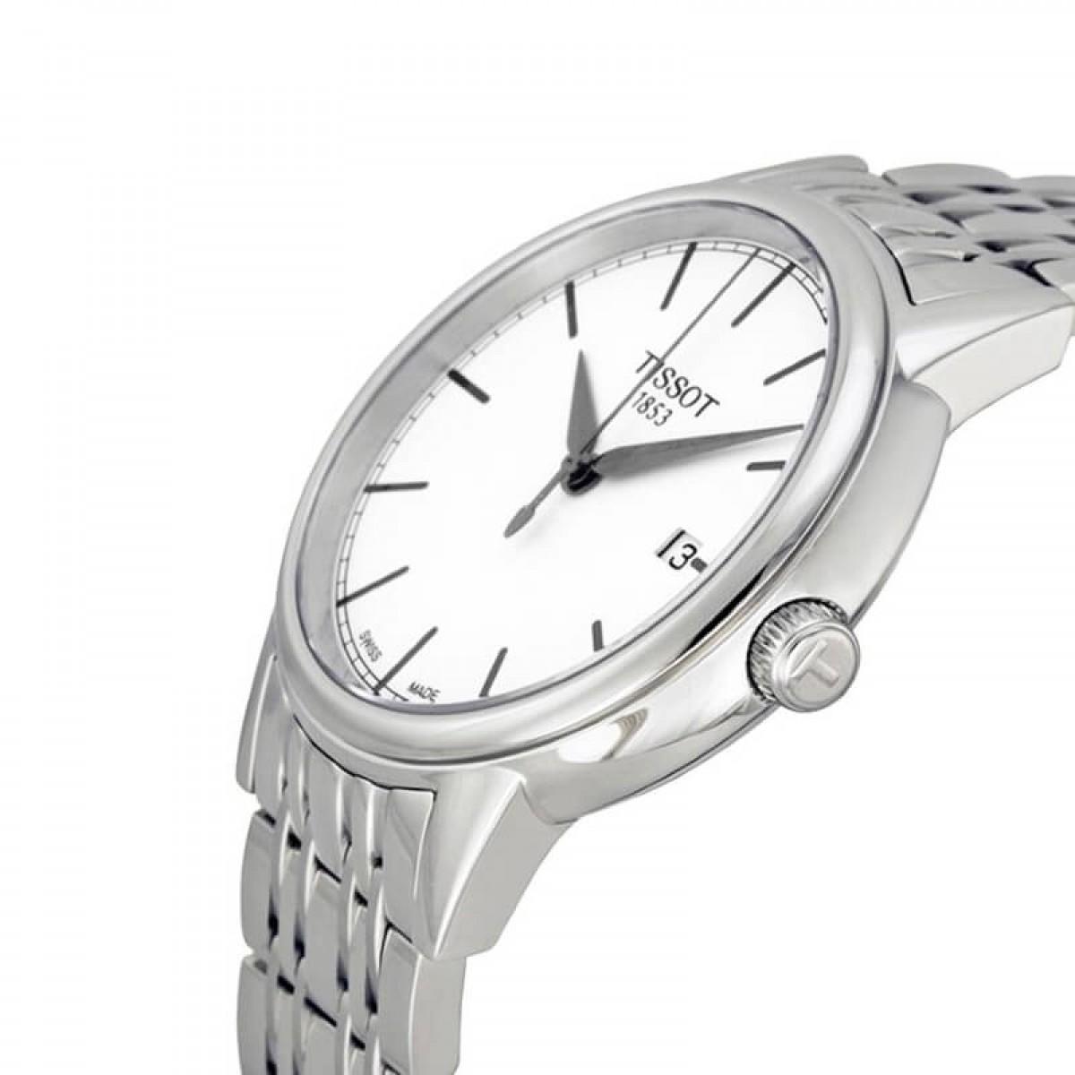 Комплект часовници за двойки Tissot T085.410.11.011.00 & T085.210.11.011.00