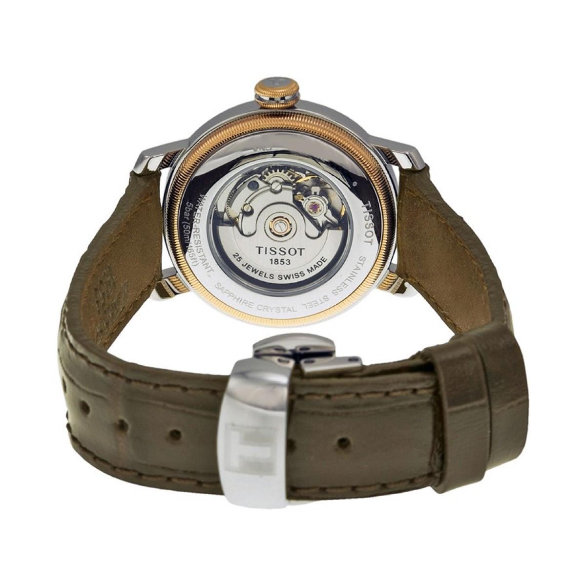 Часовник Tissot T097.007.26.033.00