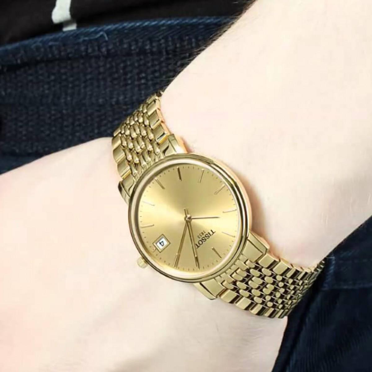Часовник Tissot T52.5.281.21