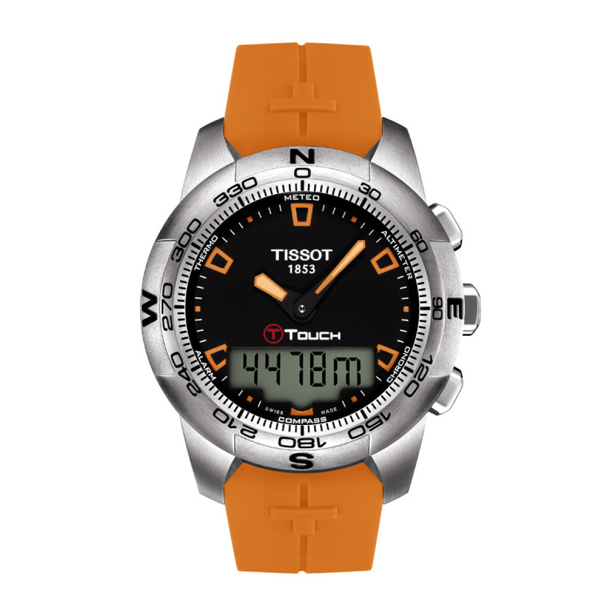 Часовник Tissot T047.420.17.051.01