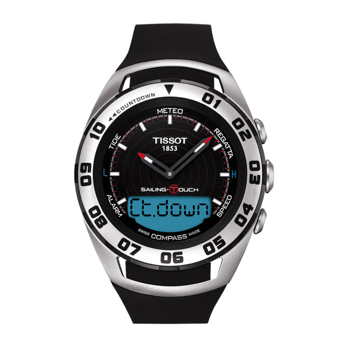 Часовник Tissot T056.420.27.051.01