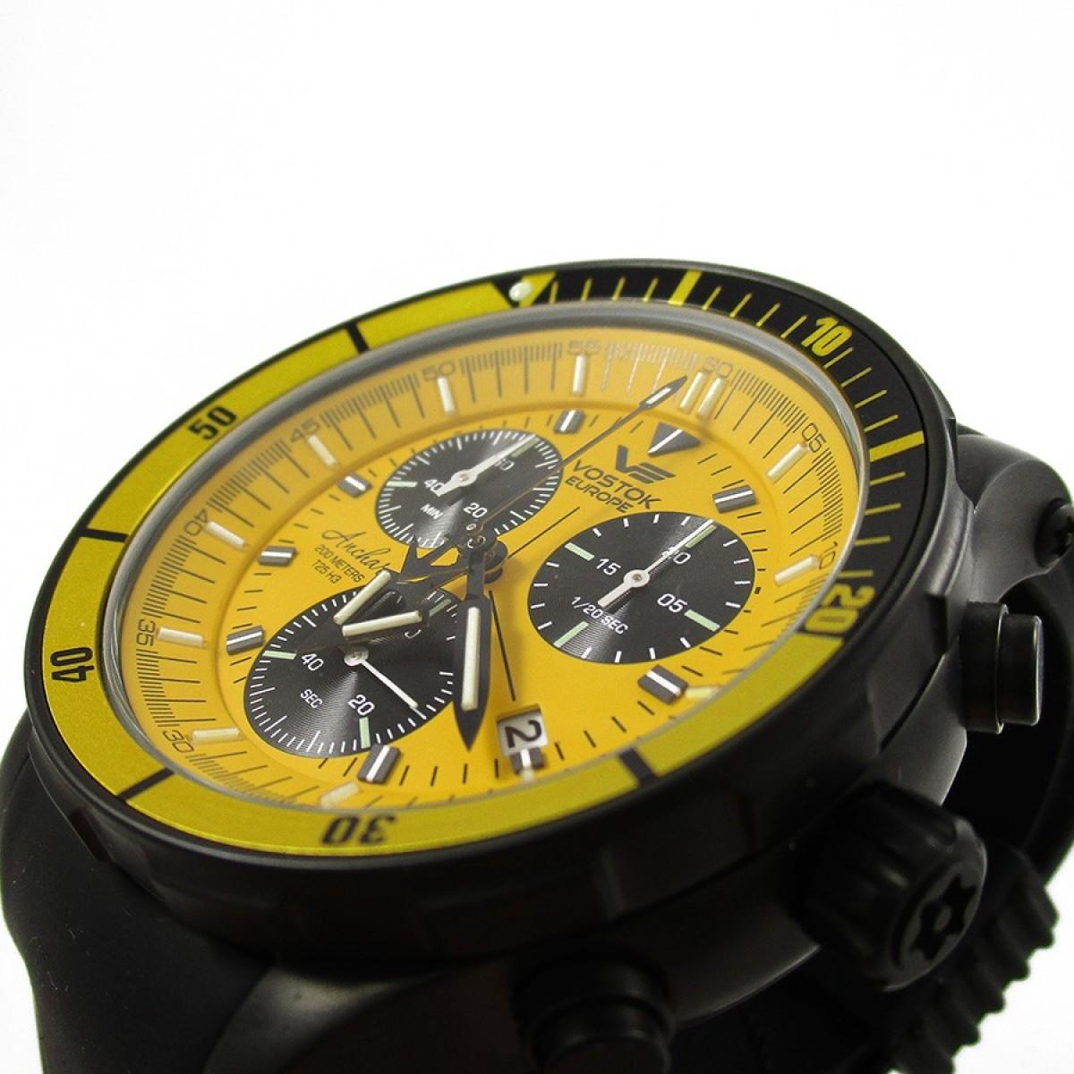 Часовник Vostok Europe 6S30-5104185