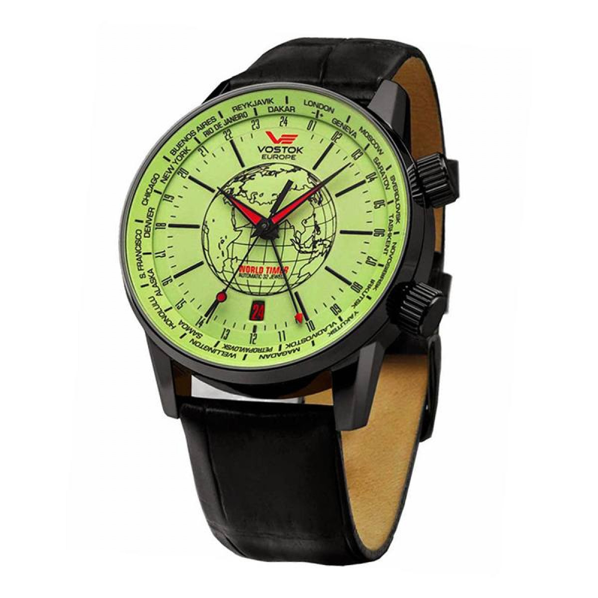 Часовник Vostok Europe 2426-5604240