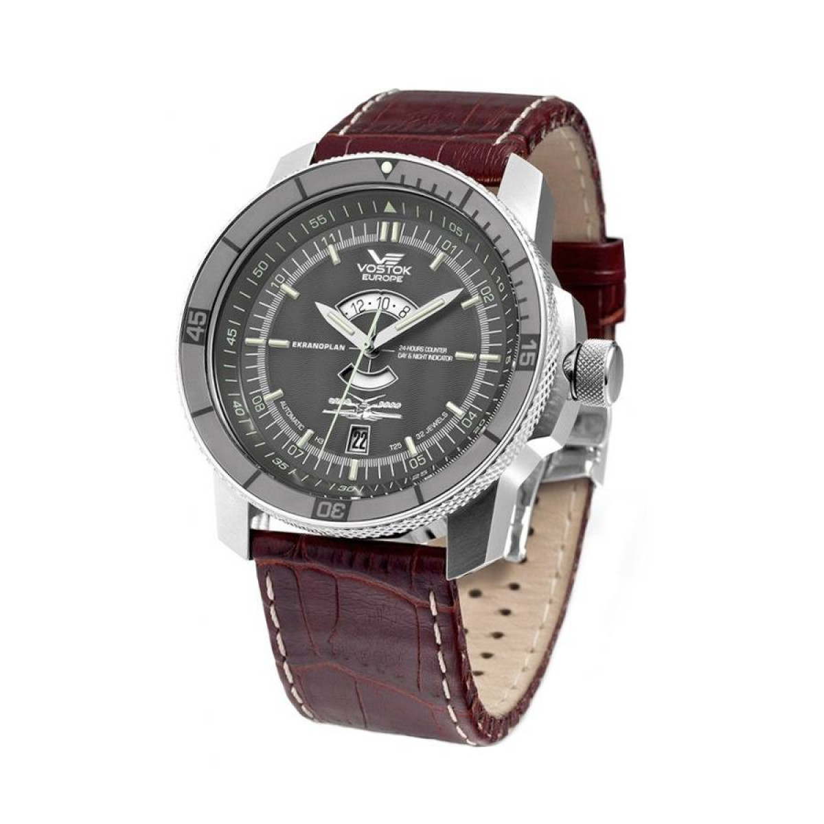 Часовник Vostok Europe 2432-5455158
