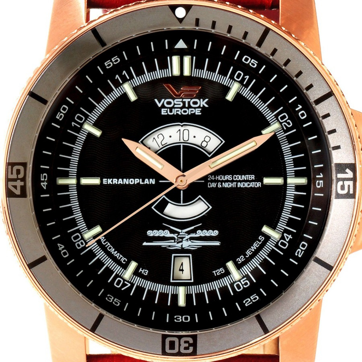Часовник Vostok Europe 2432-5459159