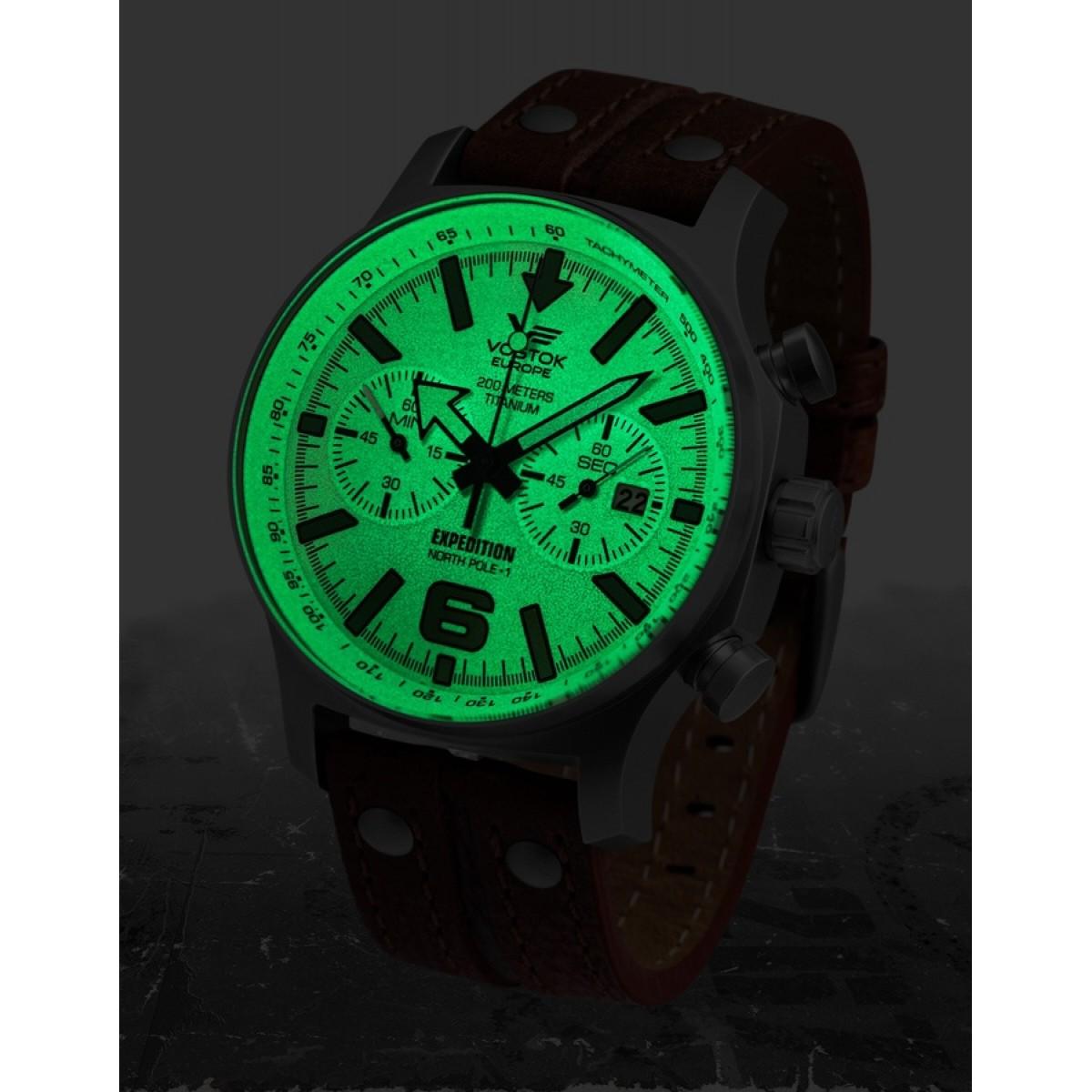 Часовник Vostok Europe 6S21-5957241