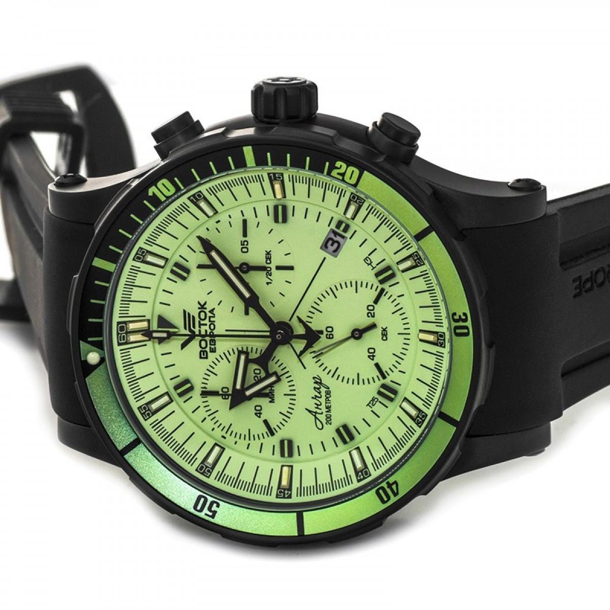 Часовник Vostok Europe 6S30-5104243