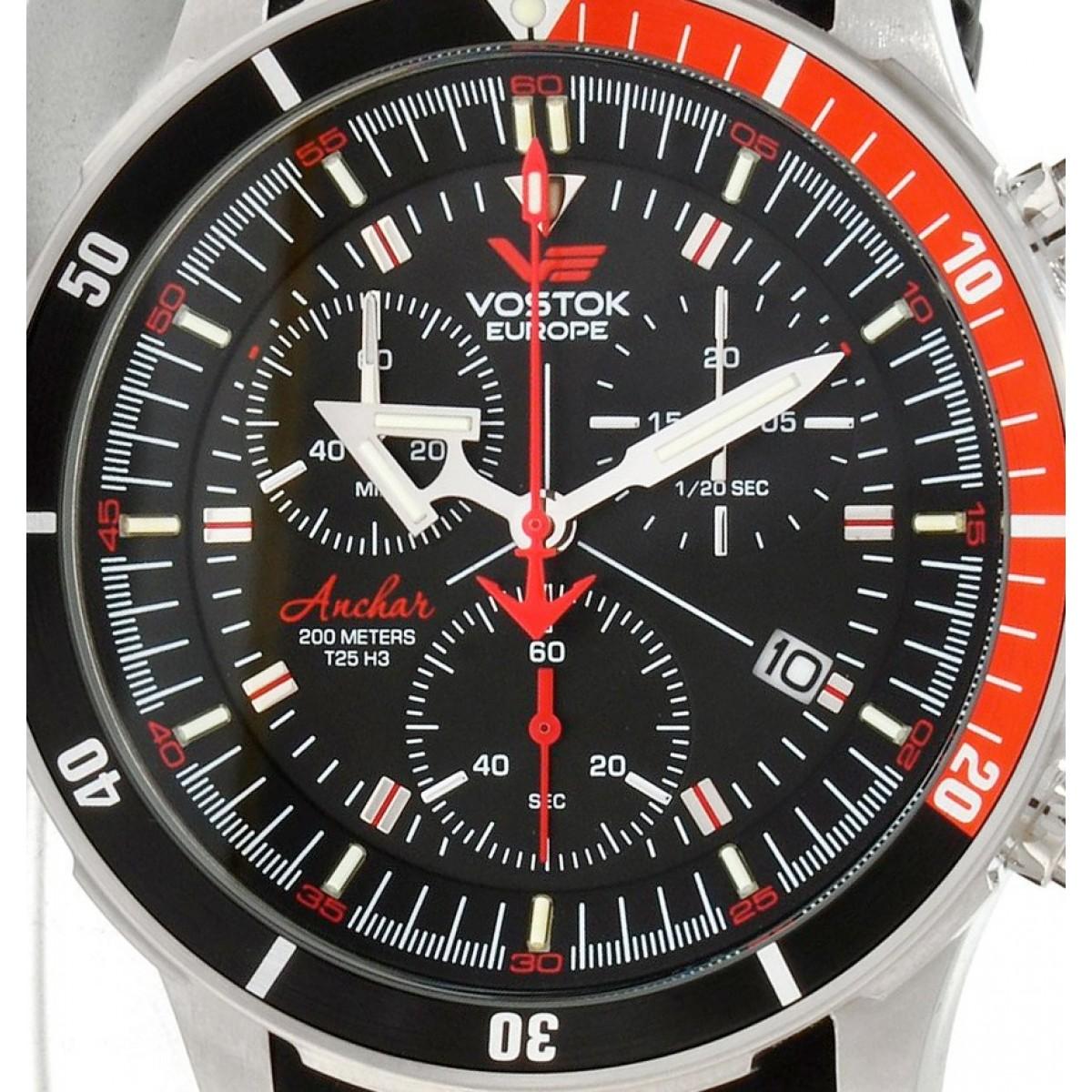 Часовник Vostok Europe 6S30-5105201