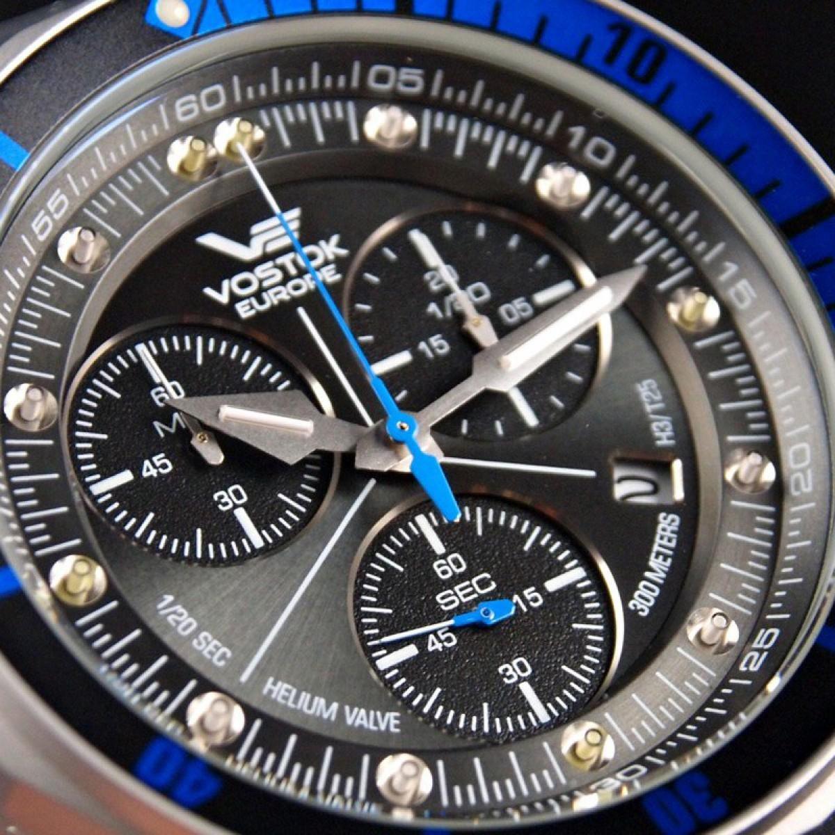 Часовник Vostok Europe 6S30-6205213