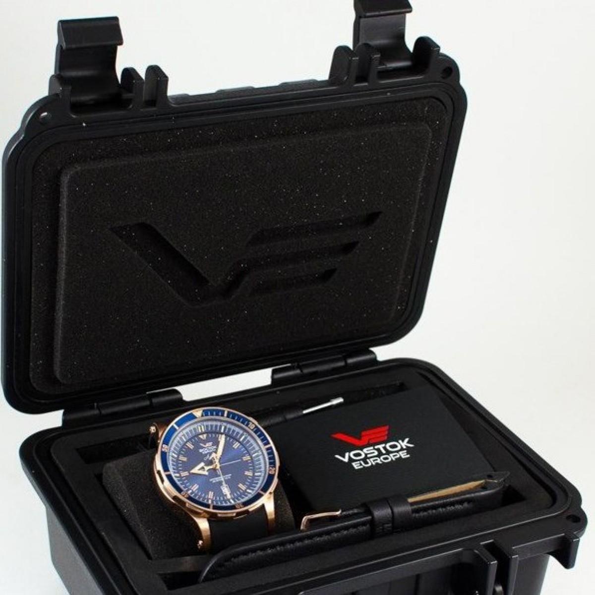 Часовник Vostok Europe NH35-5109246