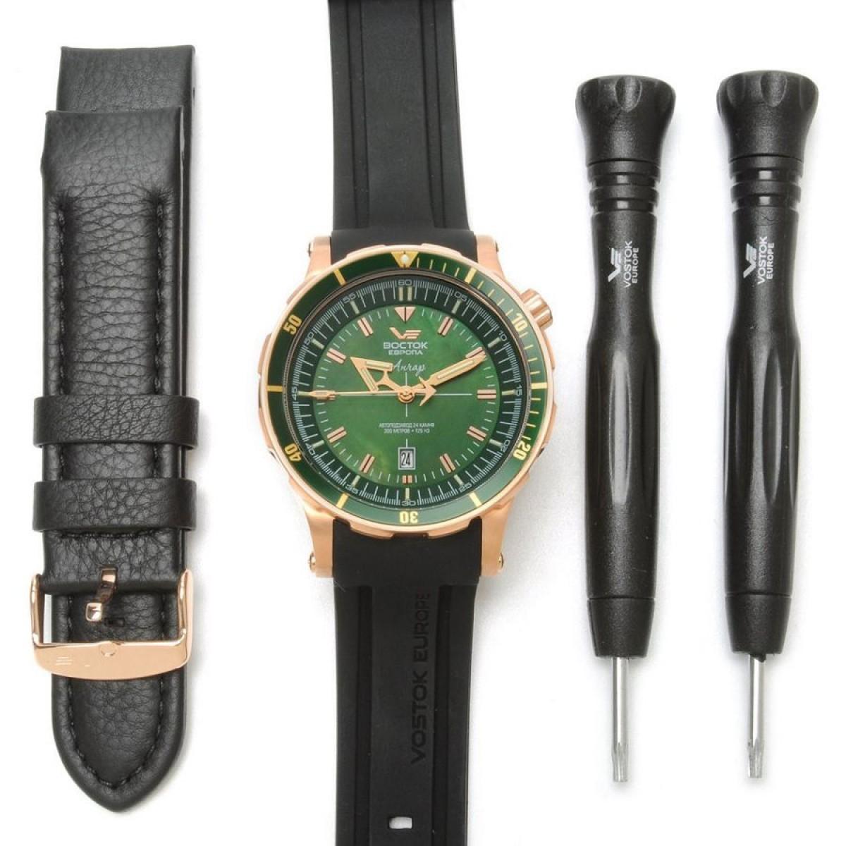 Часовник Vostok Europe NH35-5109248