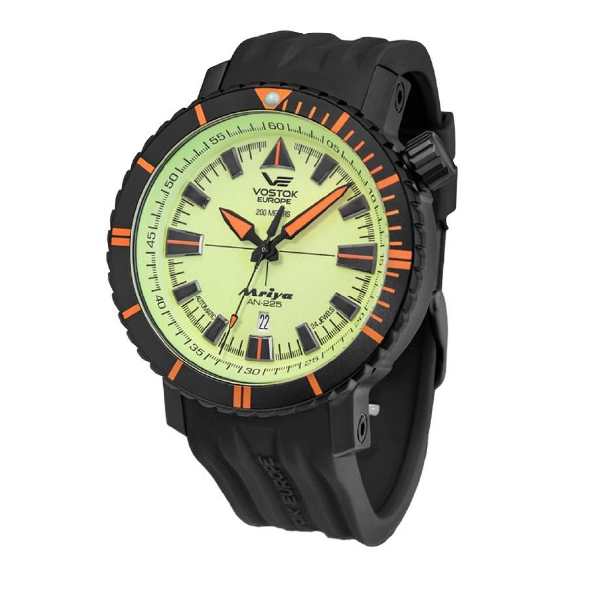 Часовник Vostok Europe NH35-5554234