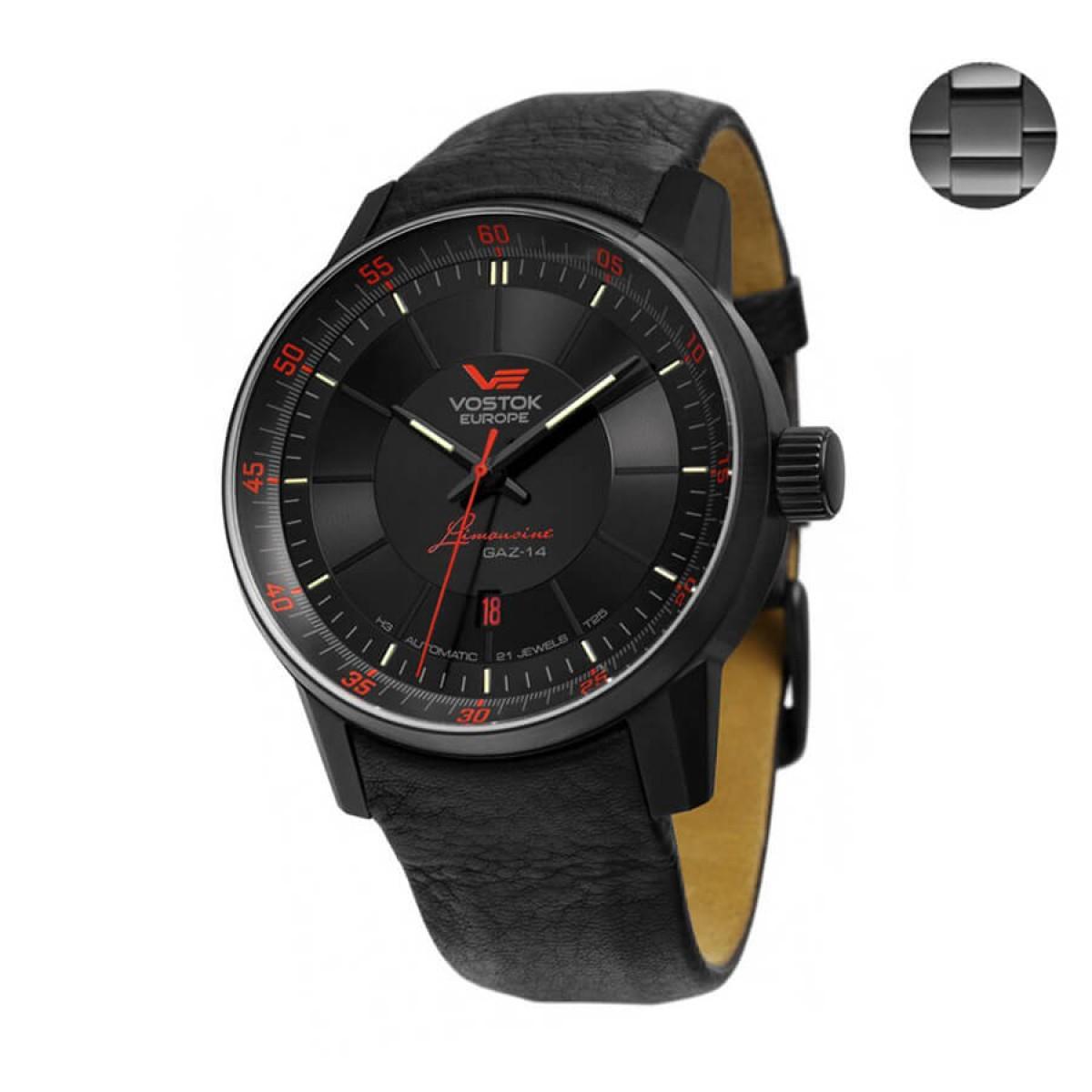 Часовник Vostok Europe NH35A-5654140