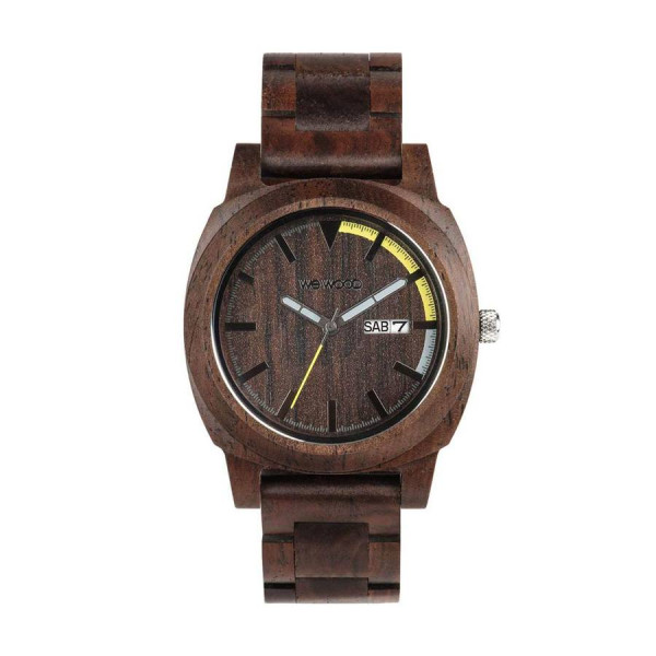 Часовник WeWood Motus Chocolate