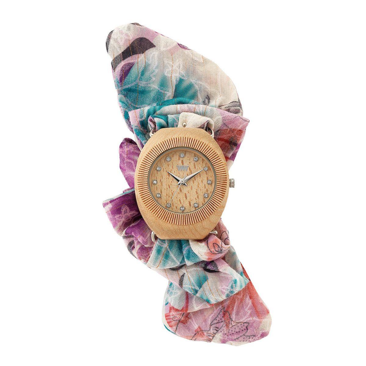 Часовник WeWood Belle Beige