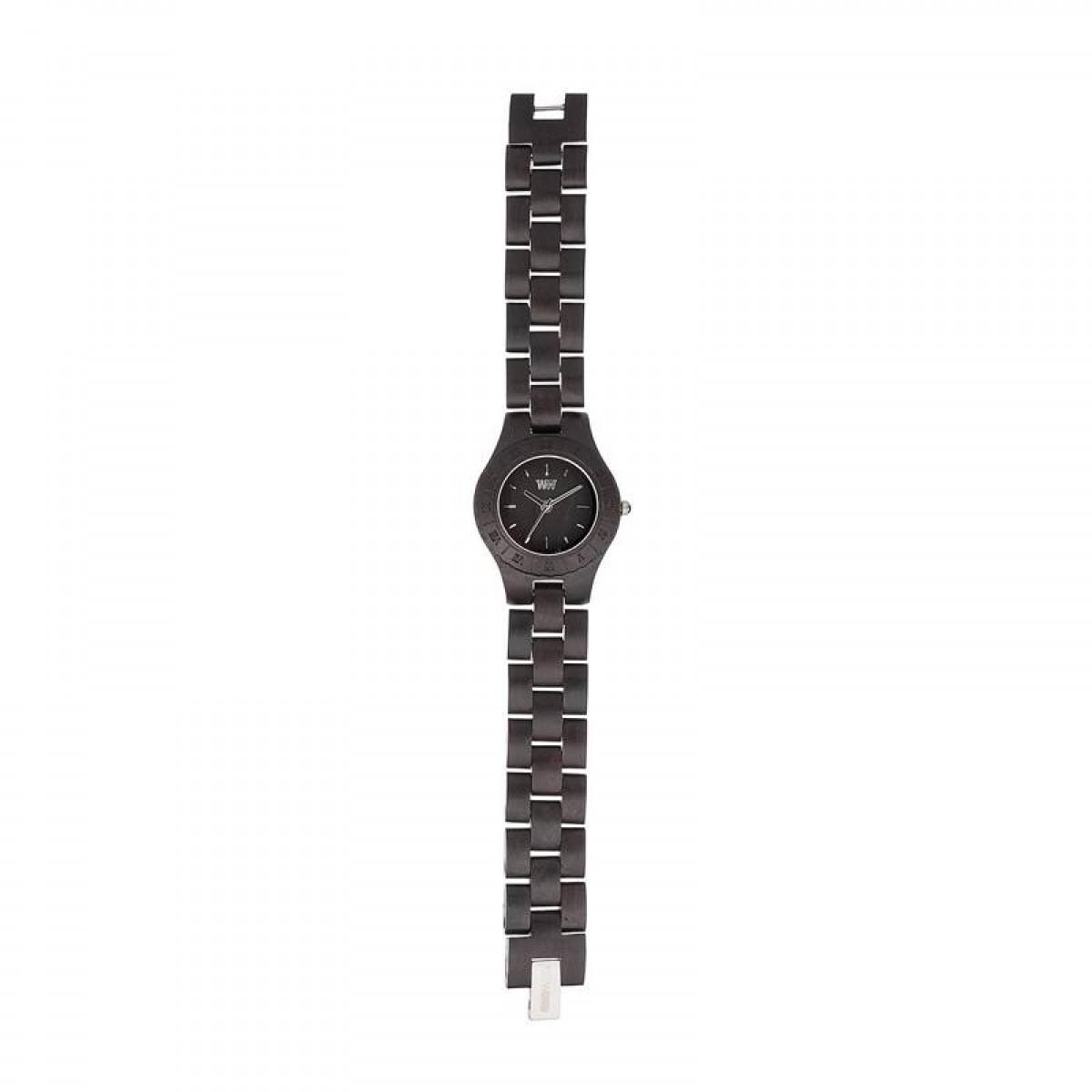 Часовник WeWood Moon Black