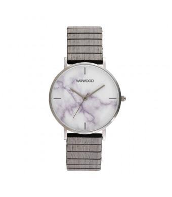 Часовник WeWood Aurora Marble Grey