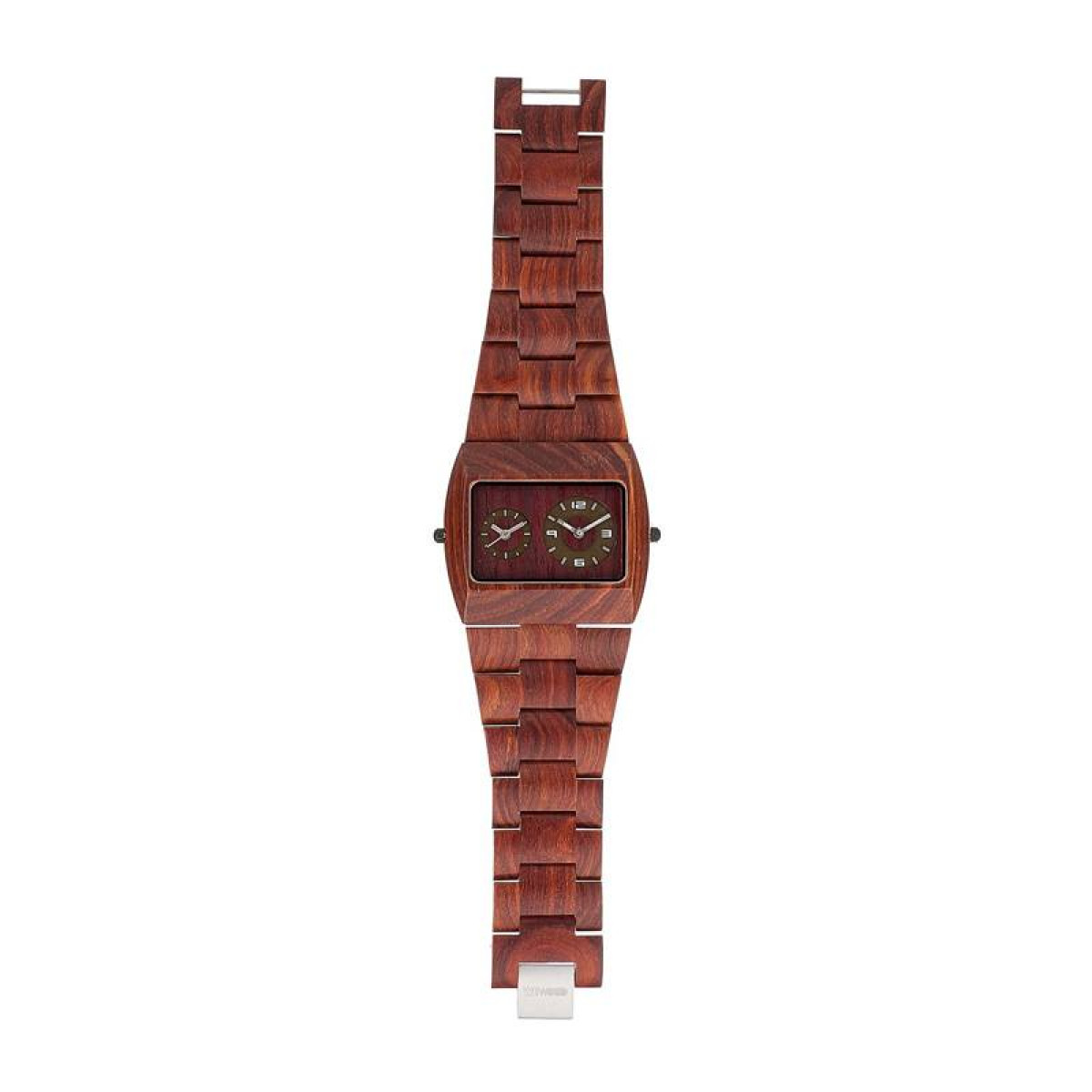 Часовник WeWood Jupiter Brown