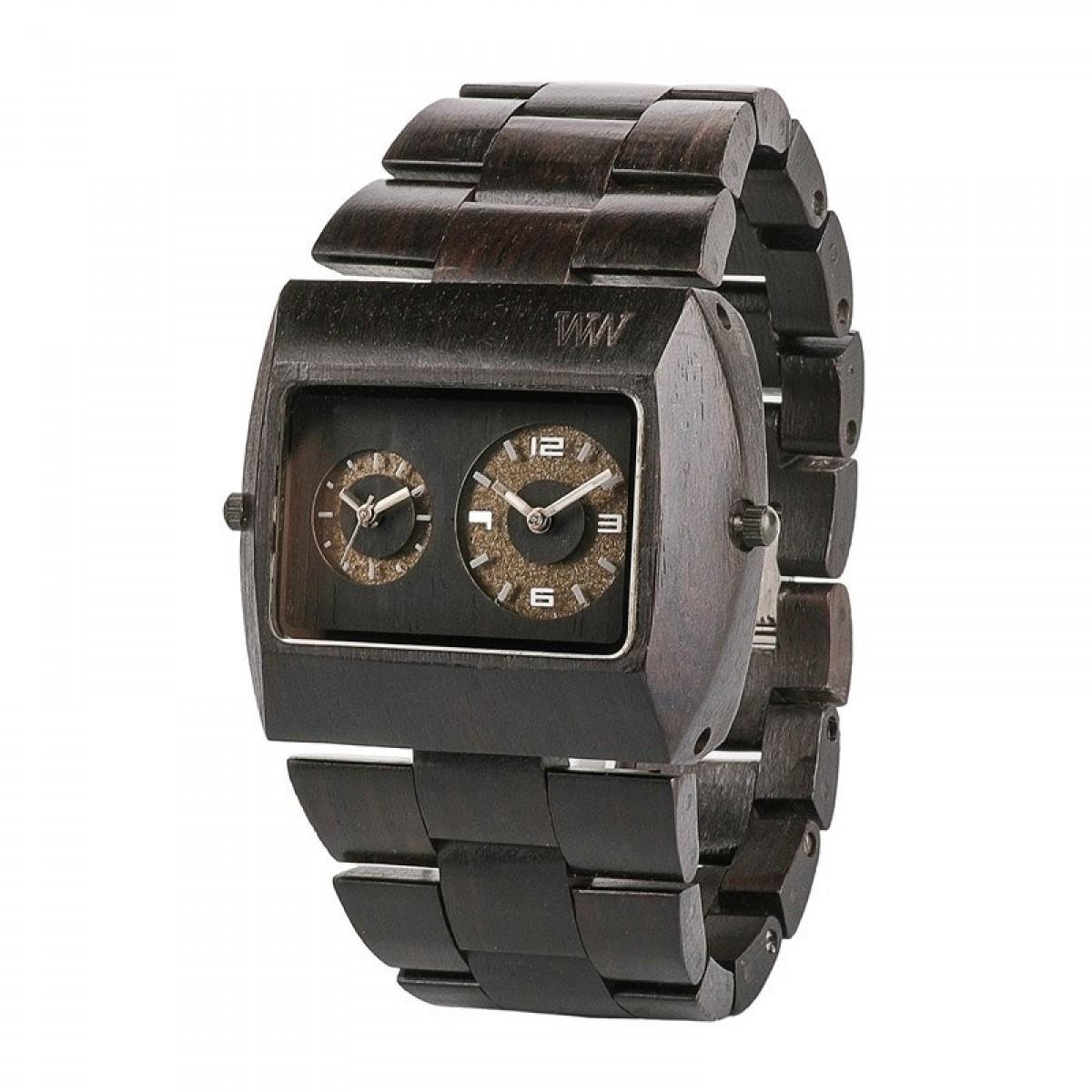 Часовник WeWood Jupiter Black