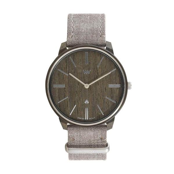 Часовник WeWood Ross Nut Silver