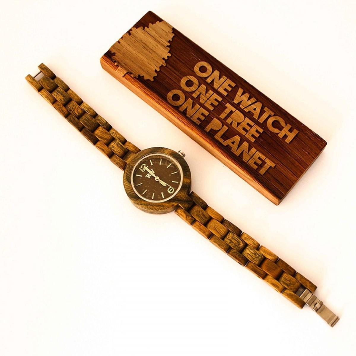 Часовник WeWood Mimosa Army