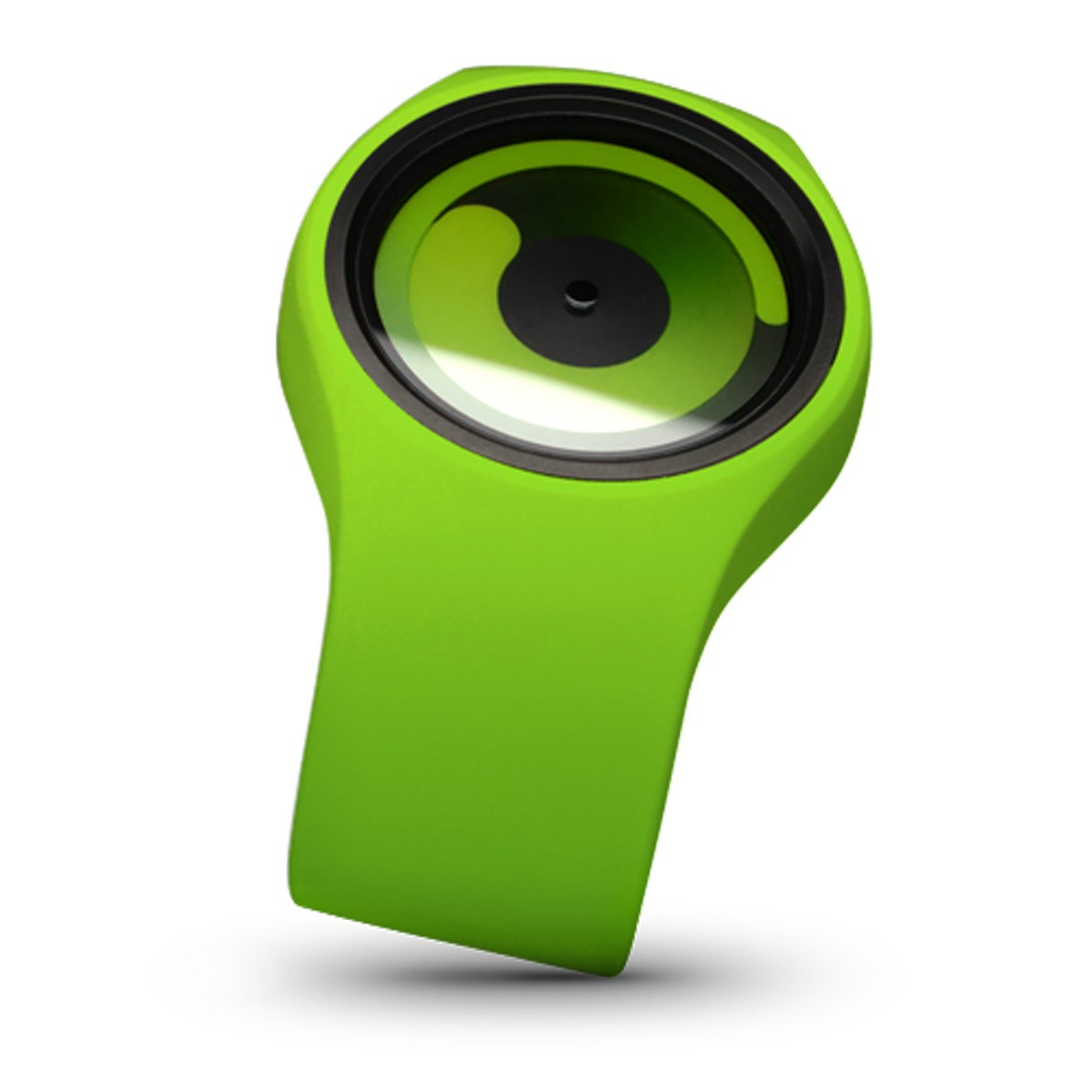 Часовник гривна ZIIIRO Gravity Green