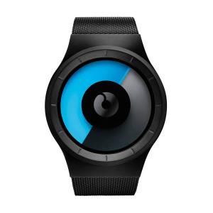 Часовник ZIIIRO Celeste Black Mono