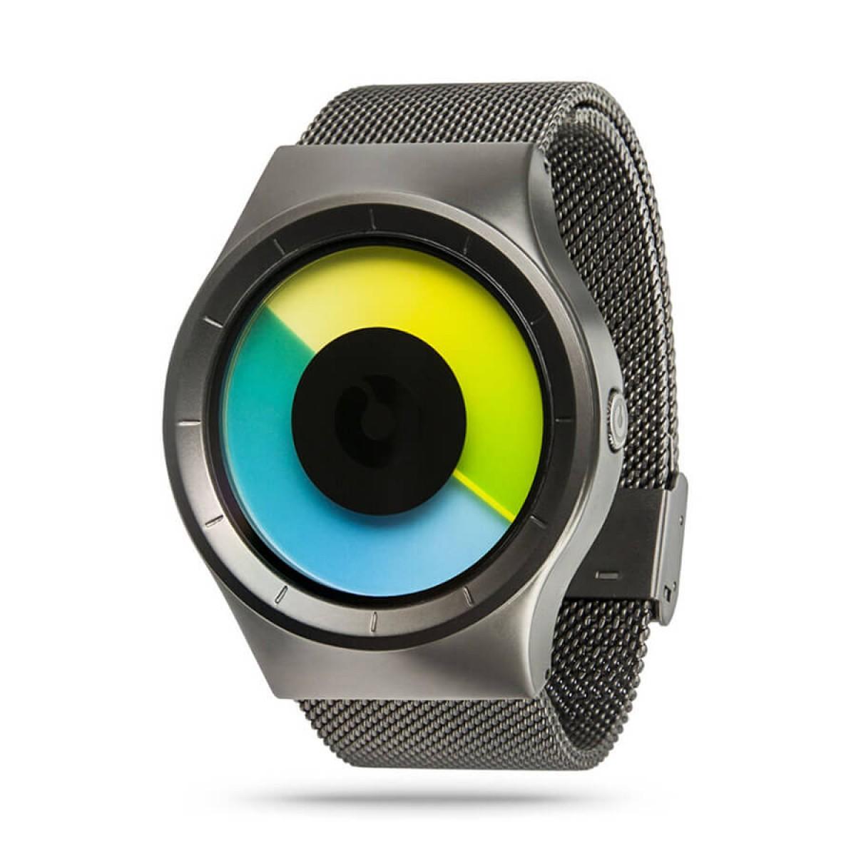 Часовник ZIIIRO Celeste Gunmetal Colored