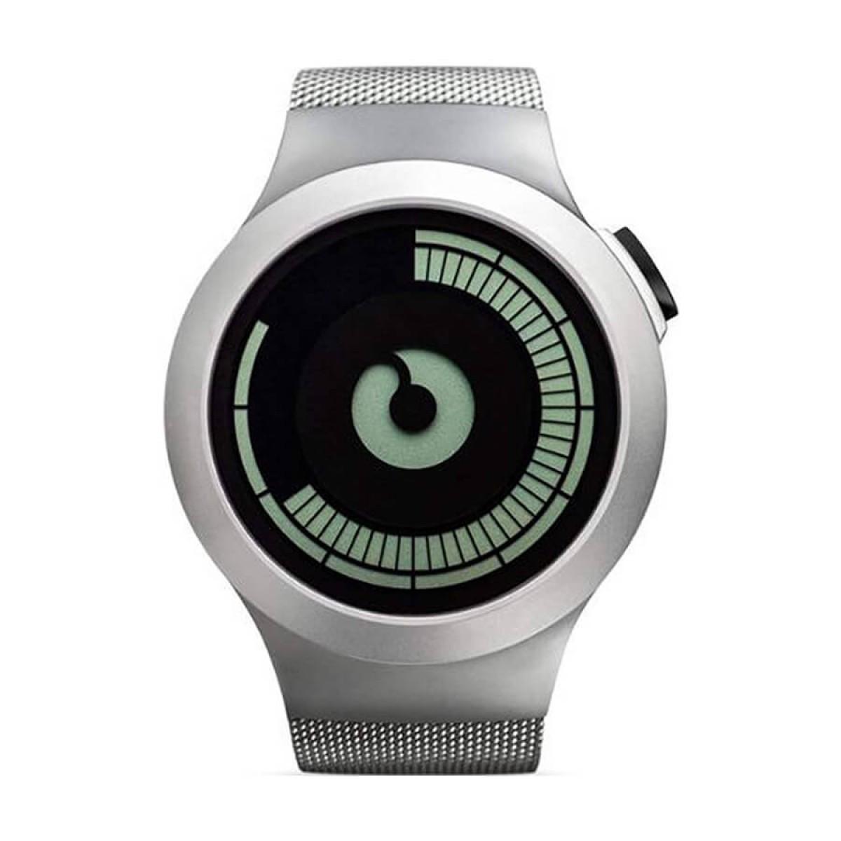 Часовник ZIIIRO Saturn Chrome