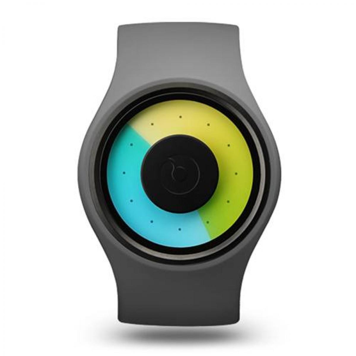 Часовник гривна ZIIIRO Grey