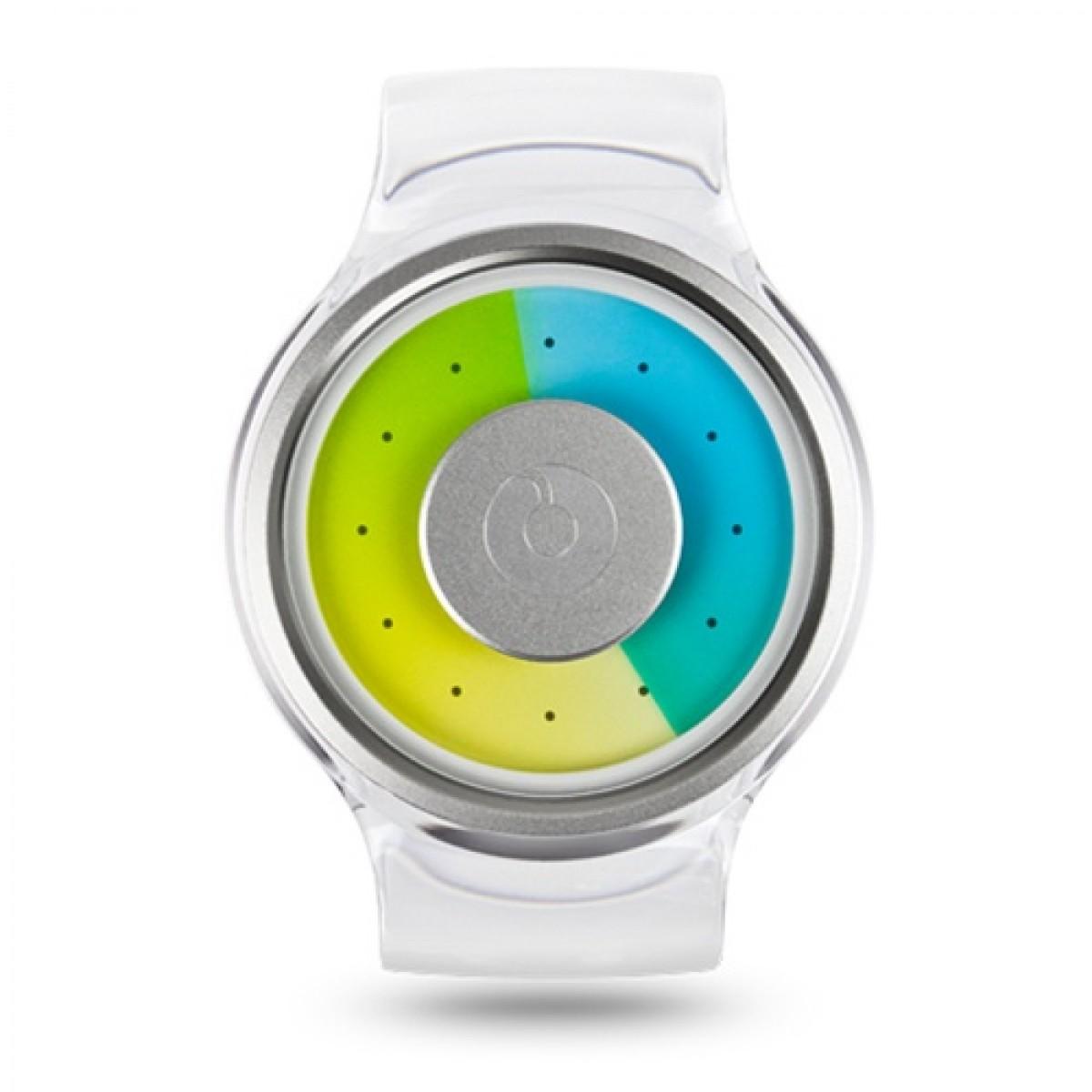 Часовник гривна ZIIIRO Transparent
