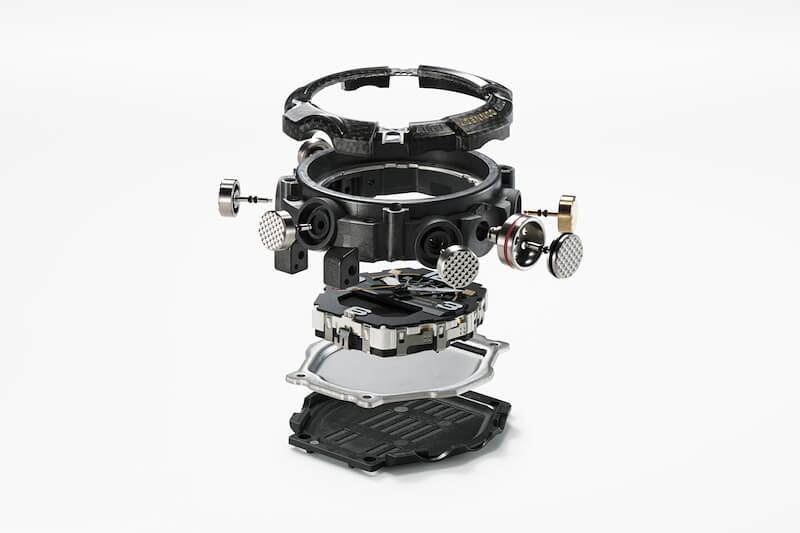 Часовник Casio G-Shock Mudmaster GG-B100