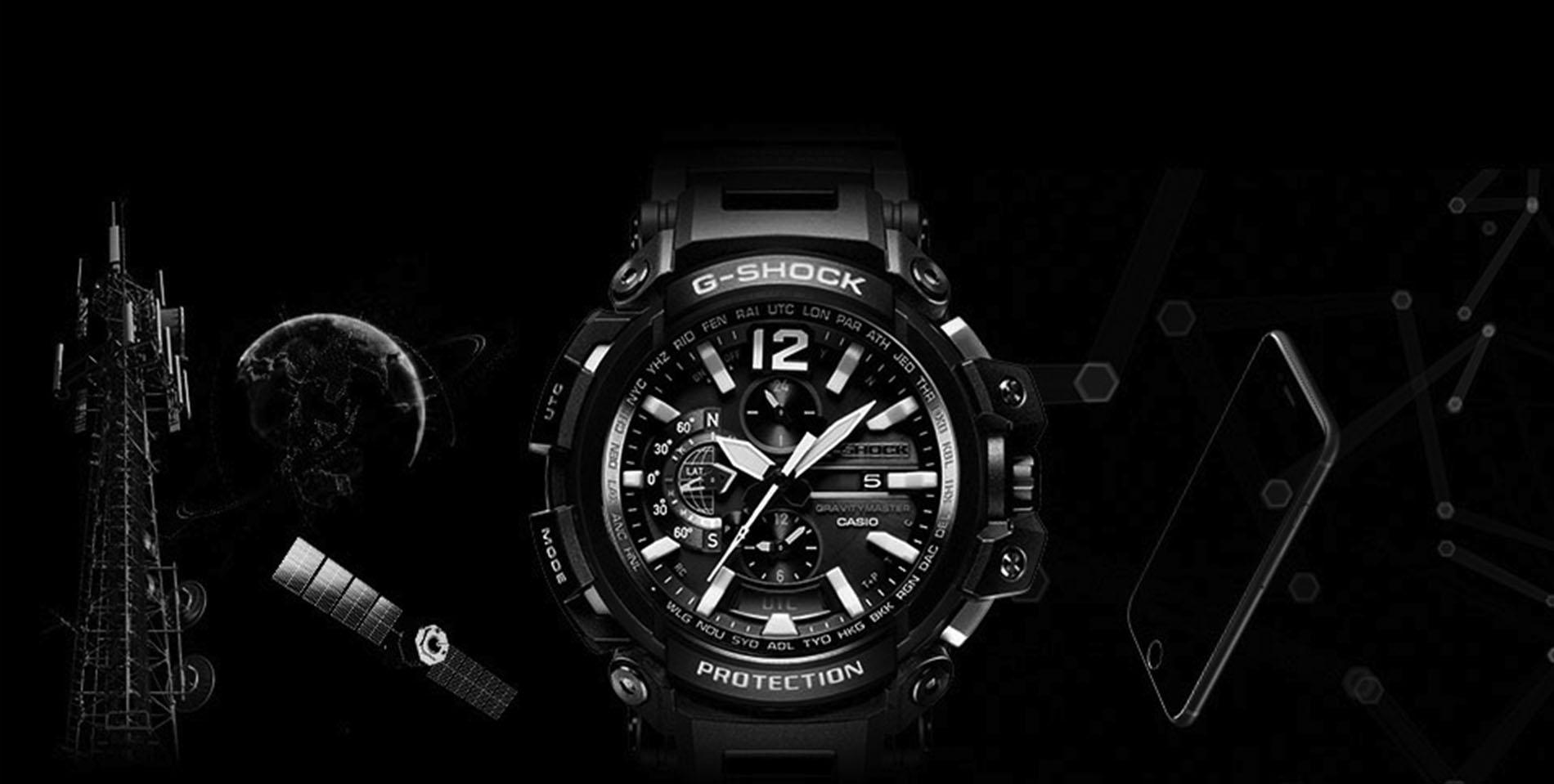 Casio G-Shock smartwatch
